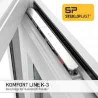 Stekloplast company announced the start of working with Komfort Line K-3